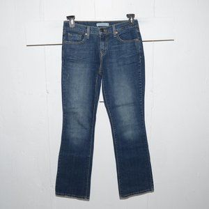Lucky brand 515 boot womens jeans size 6 M 7983